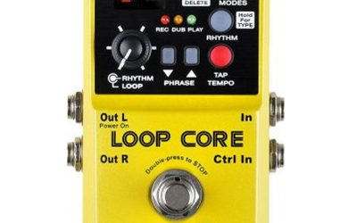 NU-X Core Stompbox Series Loop Core Effects Pedal