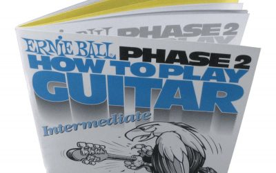 How to Play Guitar Phase Two by Ernie Ball