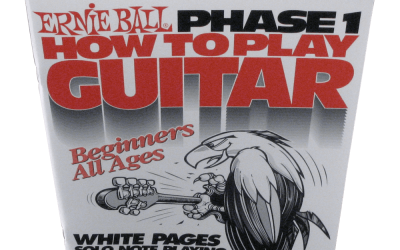 How to Play Guitar Phase One by Ernie Ball