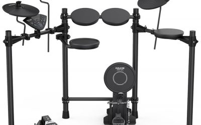 NU-X DM1X Portable Digital Drum Kit